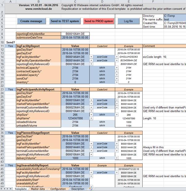 Komfortable Excel Vorlagen